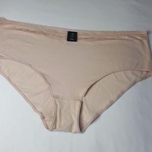 "Women""s Plus Size Panty Underwear Size 4X"